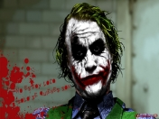 Wallpaper y frases del Guason (heath ledger)(Bonus track)