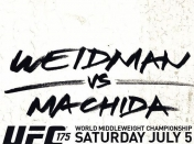 Conteo Regresivo a UFC 175: Weidman vs Machida