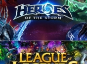 Diferencas entre League of legends y heroes of the storm
