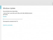 Problema con Windows Update (no actualiza) en Windows 10