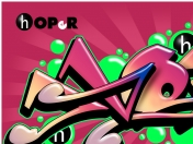 Graffiti Black Book |Hoper