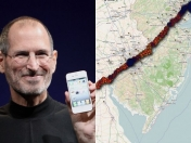 Steve Jobs negó que iPhone rastree usuarios y acusó a Goog