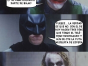Chistes entre Batman Y The Joker + yapa
