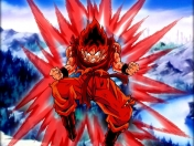 Transformaciones de goku dragón ball z