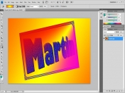 Photoshop CS4 - Efecto 3D