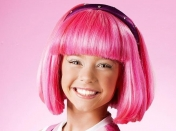 Lazy town - La nueva Stephanie