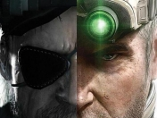 Splinter Cell Vs Metal Gear, a cual le vas?