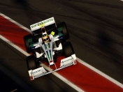 El Campeon del 2009 Brawn GP