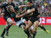 All Blacks campones del Rugby Championship