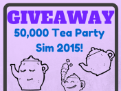Keys Gratis para Steam | Tea Party Simulator 2015