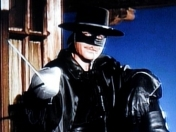 Hagamos top al Zorro [Guy Williams].