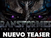 Transformers 5 The Last knight Teaser Trailer