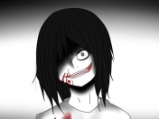jeff the killer:la personalidad. libro.