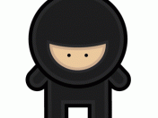 Tutorial Adobe Illustrator - Crear un grupo de Ninjas