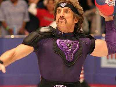 Ben Stiller Dodgeball Costume