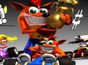 [Gameplay] Crash Team Racing - Parte 1