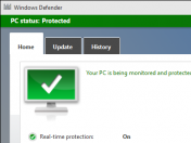 Quitar Definitivamente Windows Defender de Windows 10