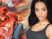 Kiersey Clemons será Iris West en el film The Flash