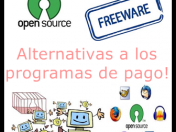 No todo es comprar o piratear! Alternativas al software $