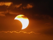 GLORIA retransmitirá, desde Kenia, el eclipse total de Sol.