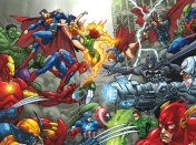 Wallpapers de DC y Marvel HD