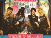 Guns N' Roses - Welcome To The Jungle [Letra]