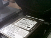 HDD en PS2 slim