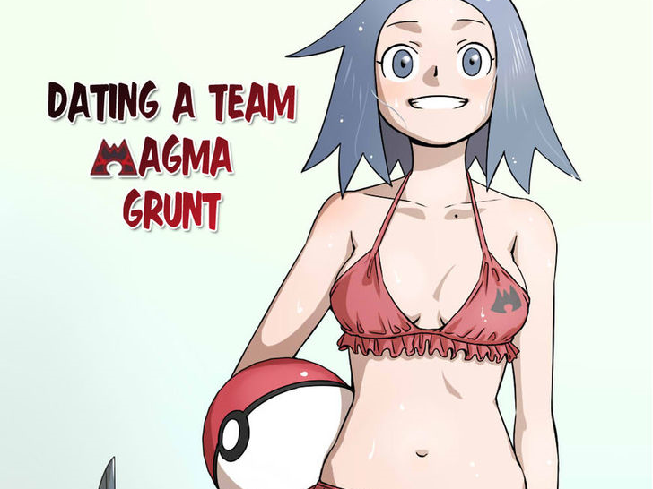 dating a team magma grunt 10