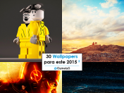 30 Wallpapers para este 2015 | 2da Parte