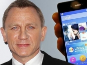 Los celulares de James Bond