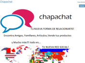 Chapachat - Nueva Red Social Argentina