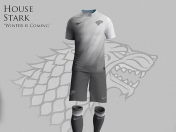 Game Of Thrones y sus camisetas de Fútbol