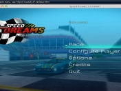 Juego full speed dreams simulador de carreras en 3D