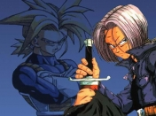 por que trunks no tuvo novia en dragon ball z